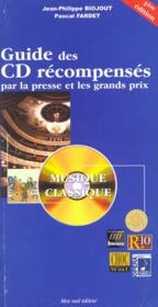 Vente  Guide Des Cd Recompenses  - Collectif