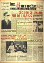 Lundi Dimanche N°36 du 29/06/1948 - Couverture - Format classique