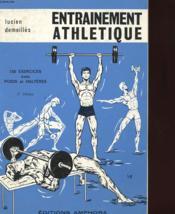 Entrainement Athletiques - 150 Exercices Avec Poids Et Halteres - Couverture - Format classique