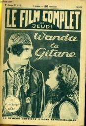 Le Film Complet Du Jeudi N° 811 - 9eme Annee - Wanda La Guitare - Couverture - Format classique