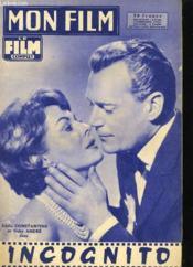Mon Film N° 642 - Incognito - Couverture - Format classique