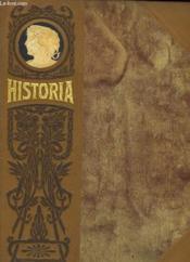 Historia - Tome Cinquieme - Couverture - Format classique