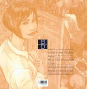 Ada Enigma t.2 ; la double vie d'Ada Enigma - 4ème de couverture - Format classique