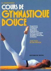 Cours Gymnastique Douce - Intérieur - Format classique