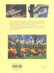 Paris des jardins - 4ème de couverture - Format classique