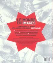 Le Monde En Images - 4ème de couverture - Format classique