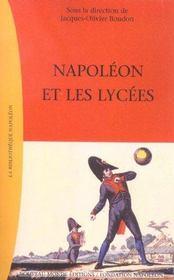 Napoleon Et Les Lycees - Intérieur - Format classique