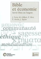 Bible Et Economie - Couverture - Format classique