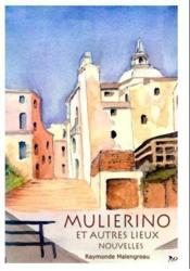 Mulierino et autres lieux - Couverture - Format classique