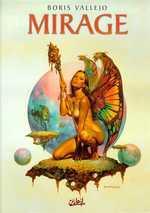 Mirage - Couverture - Format classique
