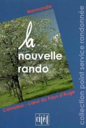 Pays D'Auge Normandie - Couverture - Format classique
