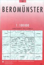 Beromünster (édition 2009) - Couverture - Format classique