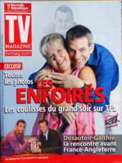 Tv Magazine La Nouvelle Republique N°20491 du 10/03/2012 - Couverture - Format classique
