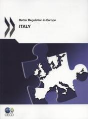 Vente livre :  Better regularion in Europe ; Italy  - Collectif