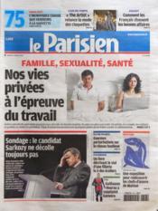 Parisien 75 (Le) N°20988 du 06/03/2012 - Couverture - Format classique