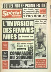 Special Derniere N°314 du 23/07/1976 - Couverture - Format classique