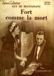 Fort Comme La Mort. Collection : Select Collection N° 127 - Couverture - Format classique