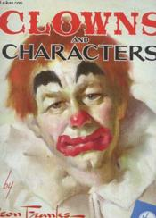 Clown And Characters - Couverture - Format classique