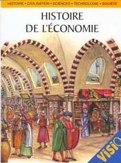 Histoire De L'Economie - Intérieur - Format classique
