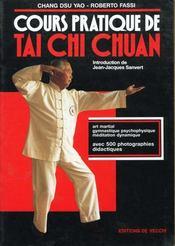 Cours Pratique De Tai Chi Chuan - Intérieur - Format classique