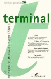 Terminal 67 - Couverture - Format classique