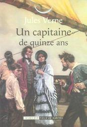 Un capitaine de quinze ans - Intérieur - Format classique