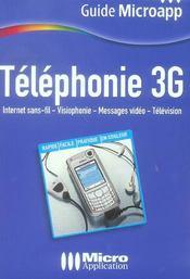 Telephonie 3g - Intérieur - Format classique