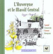 L'Auvergne et le massif central - Intérieur - Format classique