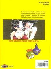 Step up love story t.9 - 4ème de couverture - Format classique