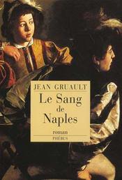 Le Sang De Naples - Intérieur - Format classique