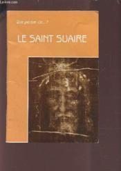 Le Saint Suaire - Couverture - Format classique