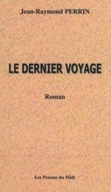 Le Dernier Voyage - Couverture - Format classique