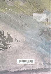 Le rire des cascades - 4ème de couverture - Format classique