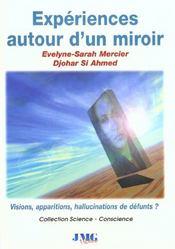 Experiences autour d'un miroir - Intérieur - Format classique