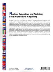 Nuclear education and training from concern to capability - 4ème de couverture - Format classique