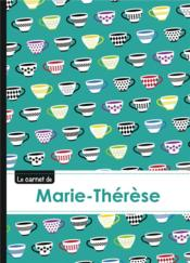Vente  Carnet Marie Therese Lignes,96p,A5 Coffeecups  - Georges Pichard - Collectif