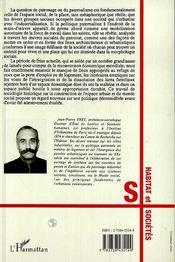 Le Role Social Du Patronat - 4ème de couverture - Format classique