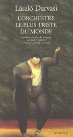 L'Orchestre Le Plus Triste Du Monde - Intérieur - Format classique