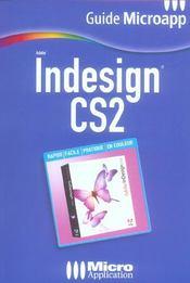 Indesign cs2 - Intérieur - Format classique