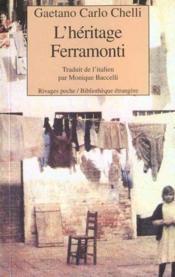 L'Heritage Ferramonti - Couverture - Format classique