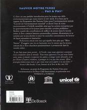 Pachamama Notre Terre Notre Futur - 4ème de couverture - Format classique
