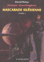 Mascarade Silesienne Tome 2 Honor Harrington 6 - Intérieur - Format classique