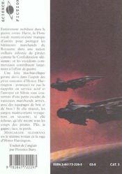Mascarade Silesienne Tome 2 Honor Harrington 6 - 4ème de couverture - Format classique