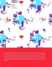 Collection design du mnam -cci - 4ème de couverture - Format classique