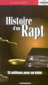 Histoire D'Un Rapt - Intérieur - Format classique