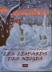 Les léopards des neiges - Couverture - Format classique
