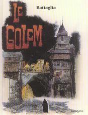 Bande Dessinee T2 Le Golem - Intérieur - Format classique