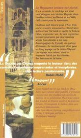 Icares ; La Guerre Des Cygnes ; Le Royaume Unique - 4ème de couverture - Format classique