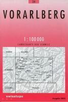 Vorarlberg ; 34 - Couverture - Format classique