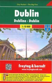 Dublin - Couverture - Format classique